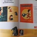 Meine Schwester, die Kinderbuchautorin – oder: Nina, Knuddelfant und Lenny!