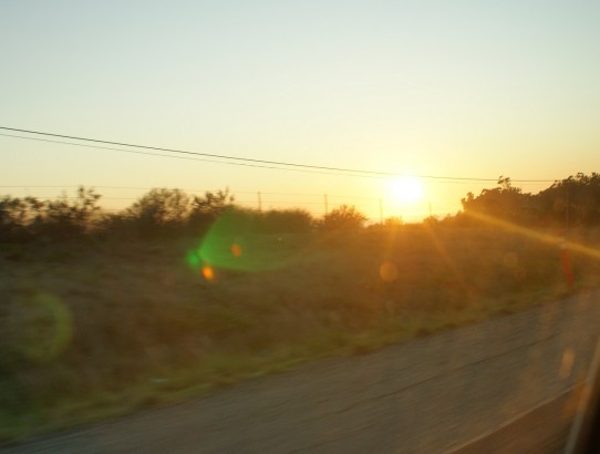 Sunset Route 1