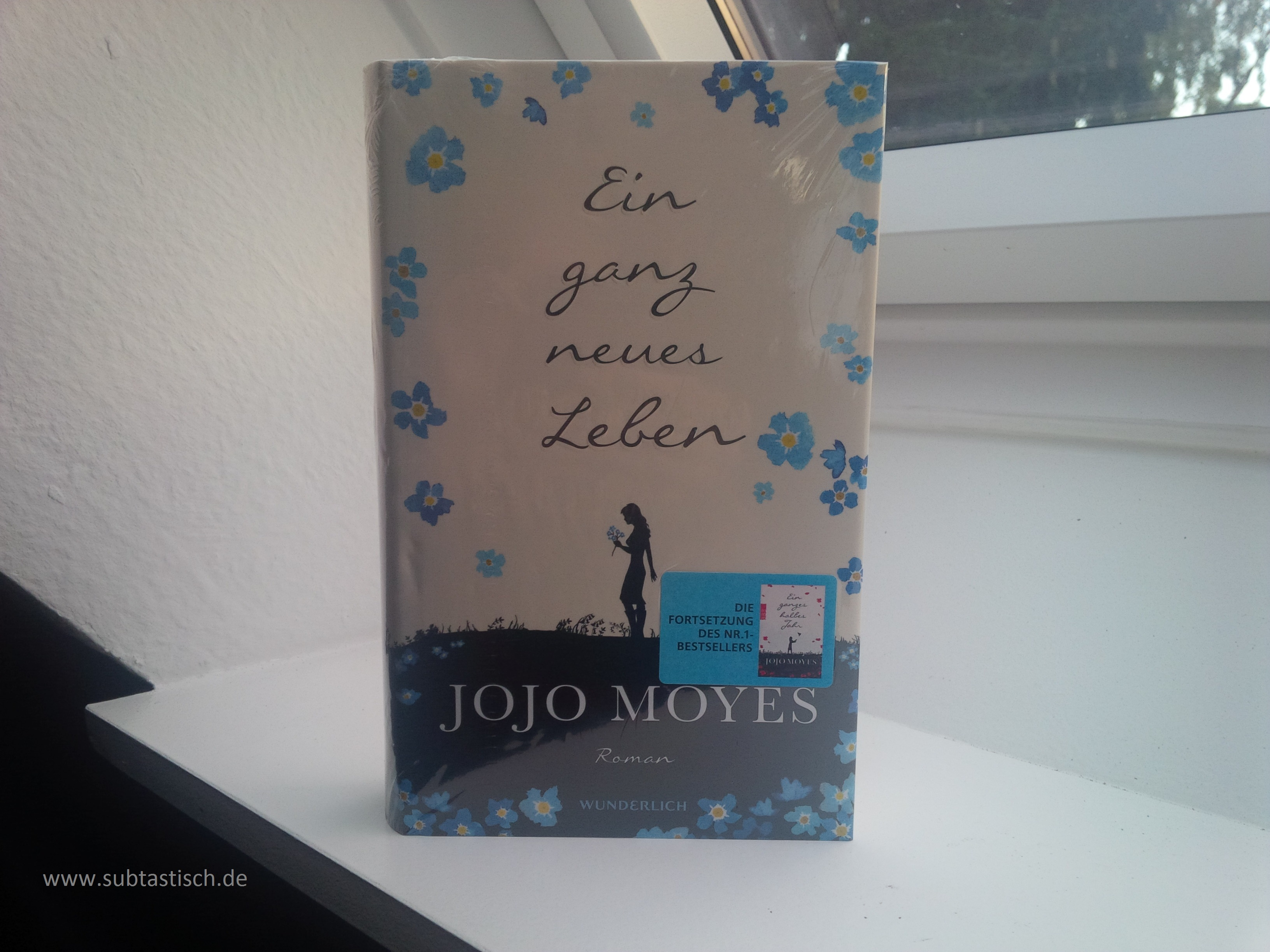 Jojo Moyes Ein ganz neues Leben
