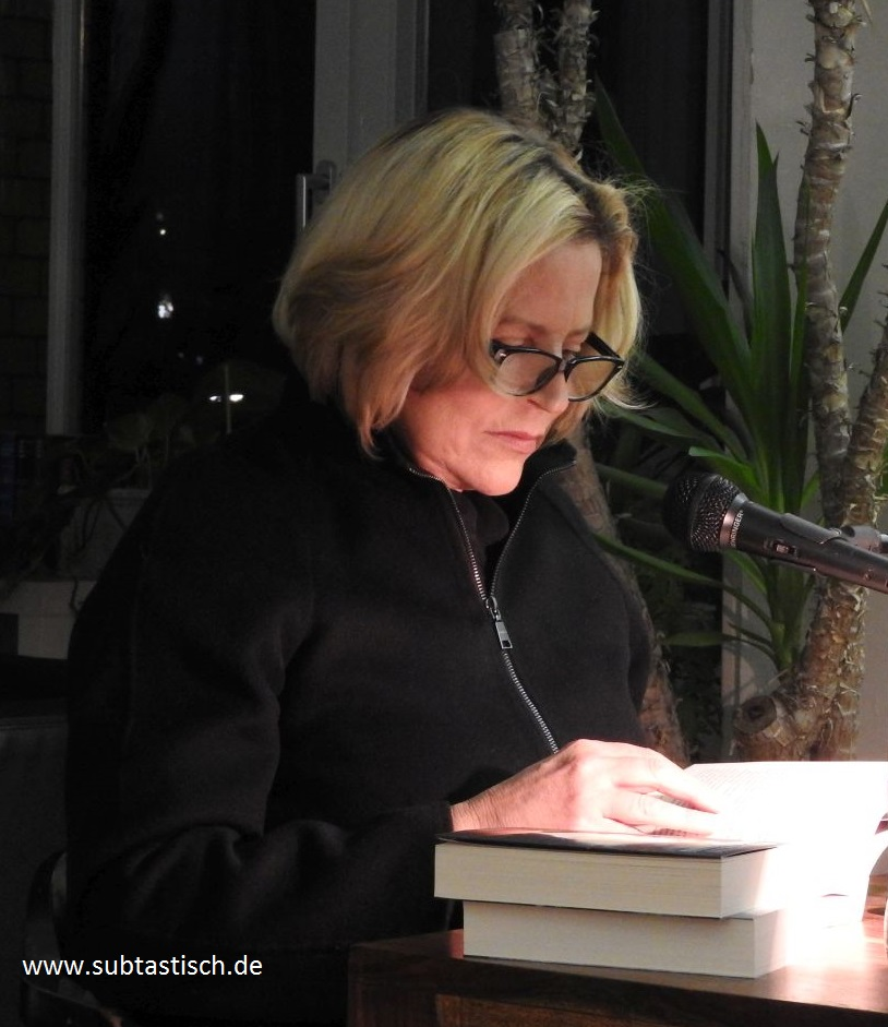 Lesung Elisabeth Herrmann