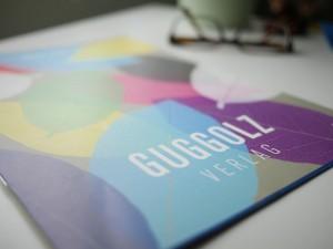 Herbstprogramm des Guggolz Verlags
